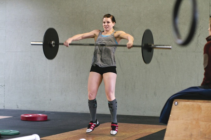 Olympic Snatch, Tacoma Strength, CrossFit Tacoma