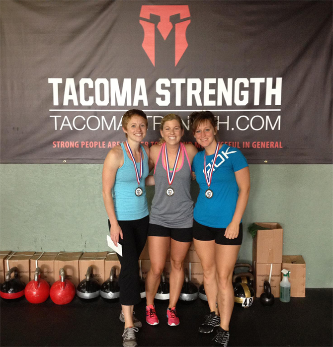 Tacoma Strength, CrossFit Tacoma