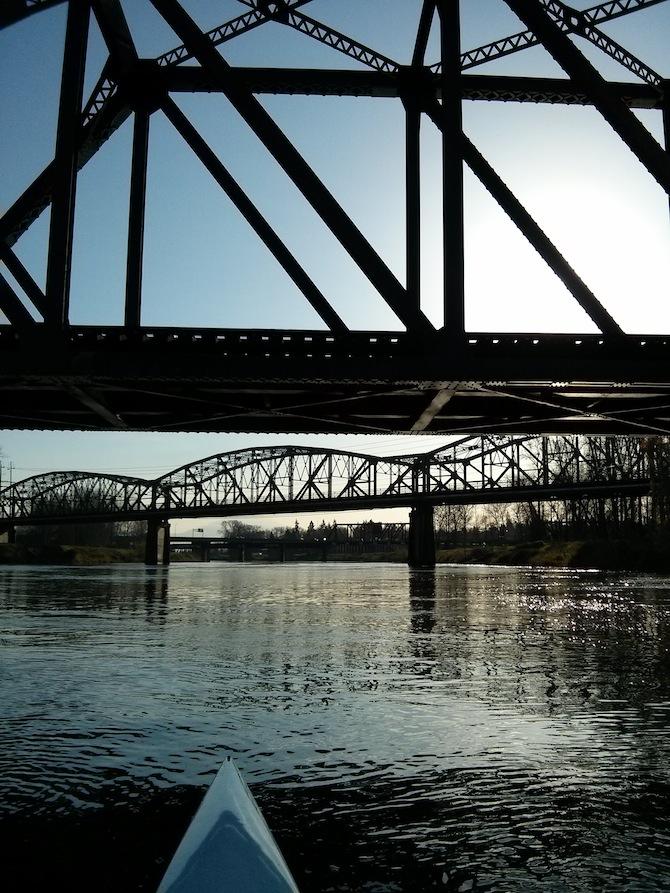 Tacoma Strength, CrossFit Tacoma, Rowing, Puyallup Bridges