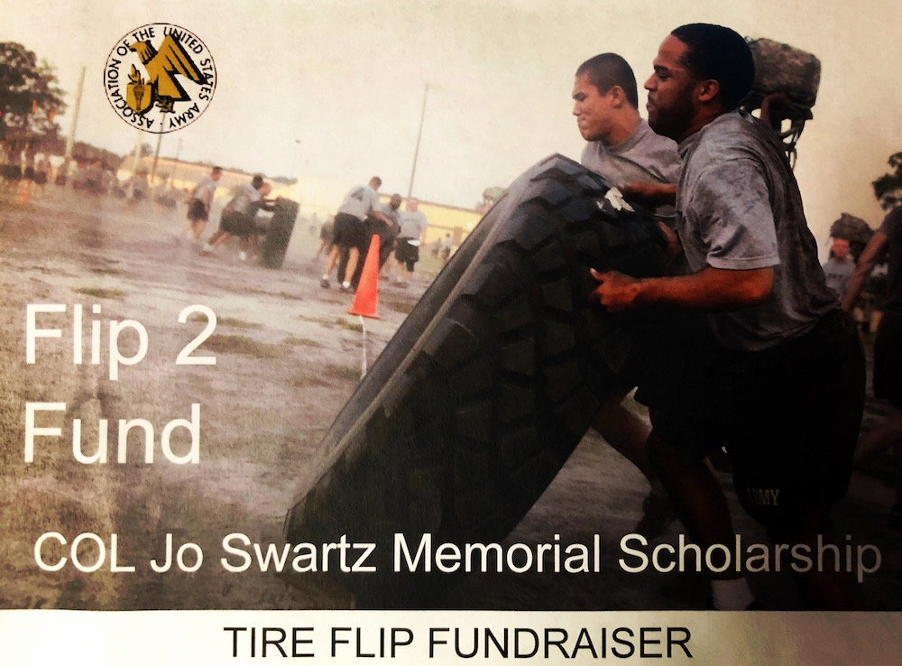 Tire Flip Fundraiser - Tacoma Strength