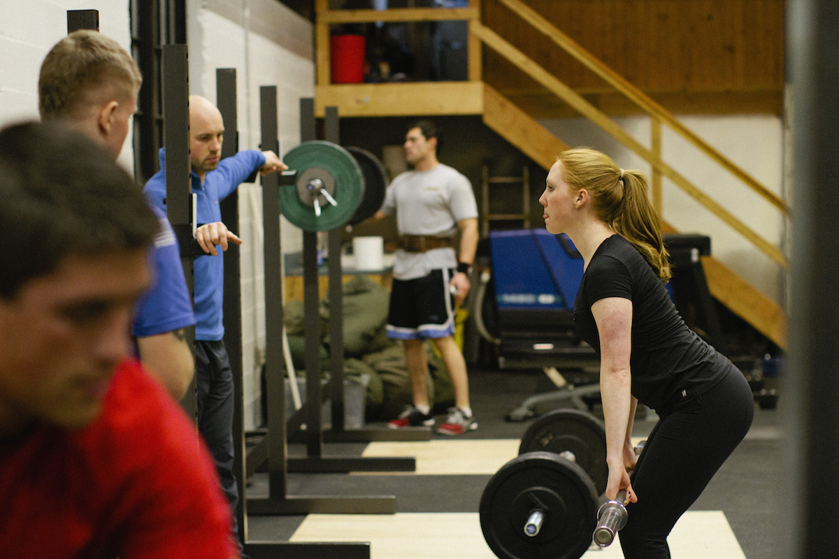 Tacoma Strength, CrossFit Tacoma, Training Agreement
